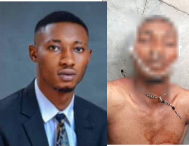 IMSU law students mourns deceased colleague that passed away few day ago